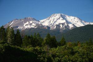 Mont Shasta - Juin 2015 Photo Sandra Walter